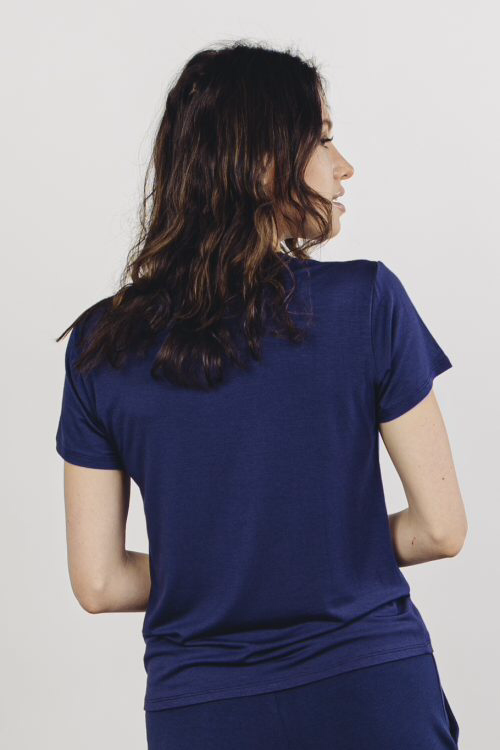 Softwear Women's Tee - Midnight - yApparel