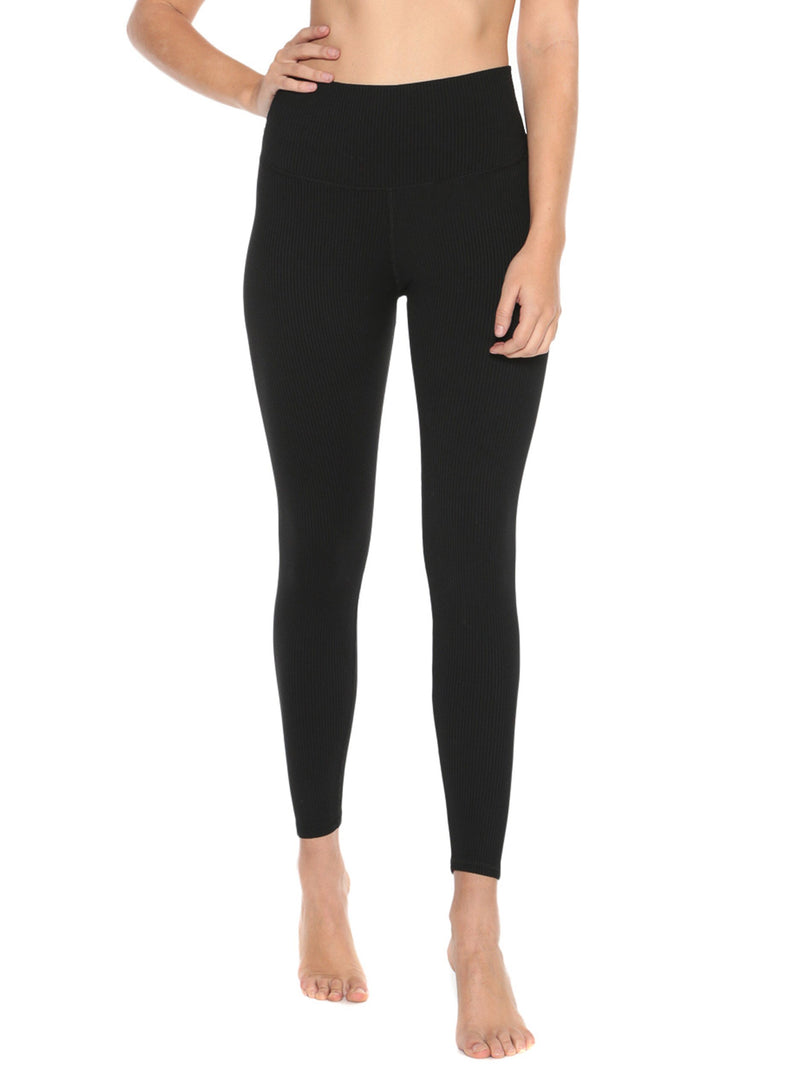 Electric & Rose Sawyer Legging - Black - yApparel