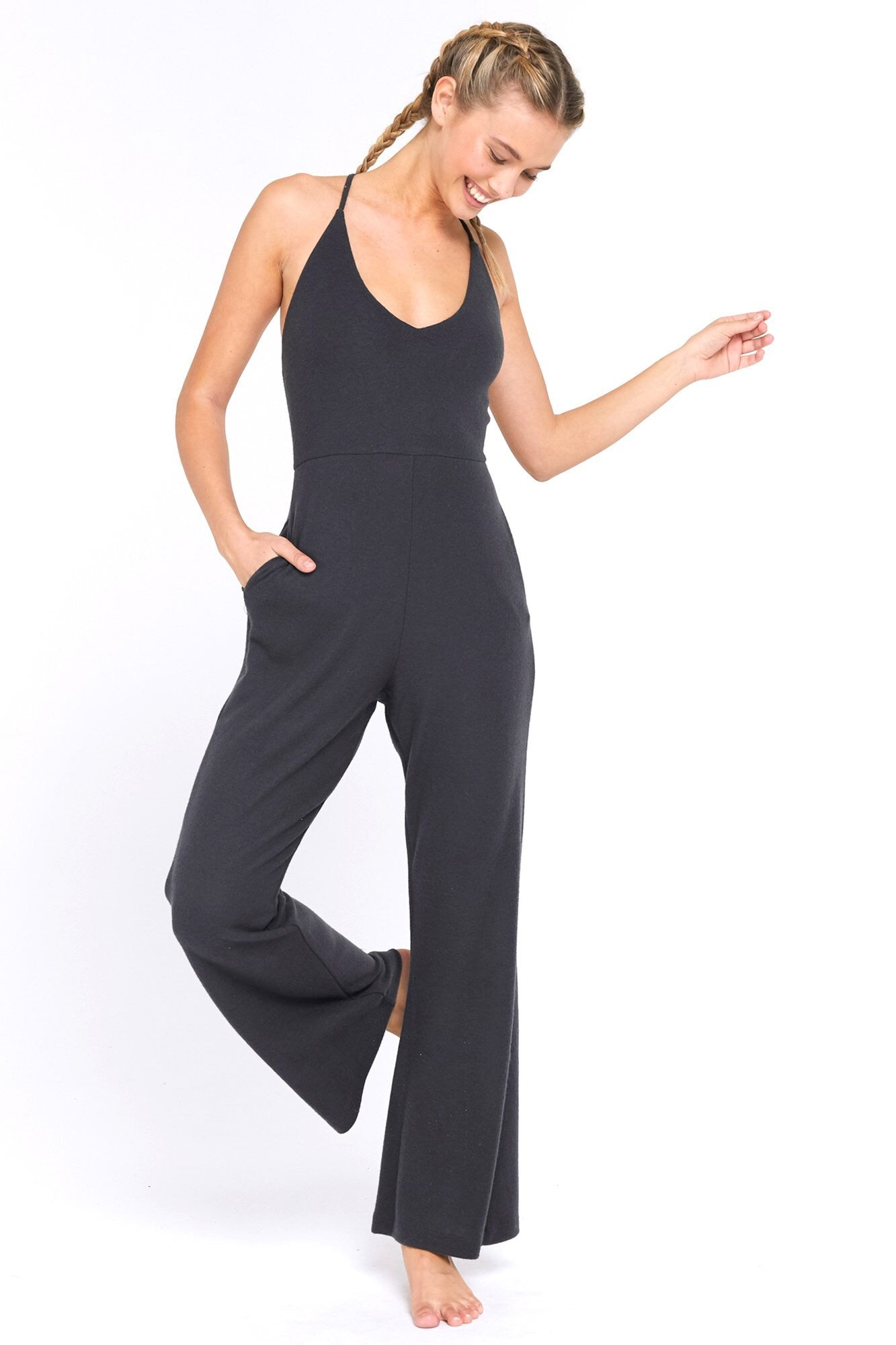 Spiritual Gangster Sun Child Jumpsuit - yApparel