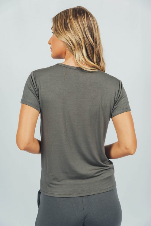 Softwear Women's Tee - Grey - yApparel