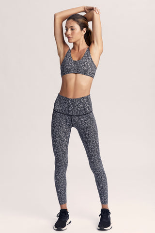 Euphoria High Waist Printed Legging - Full Length