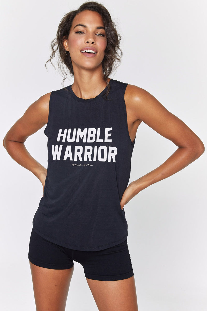 Spiritual Gangster Humble Warrior Active Muscle Tank - yApparel