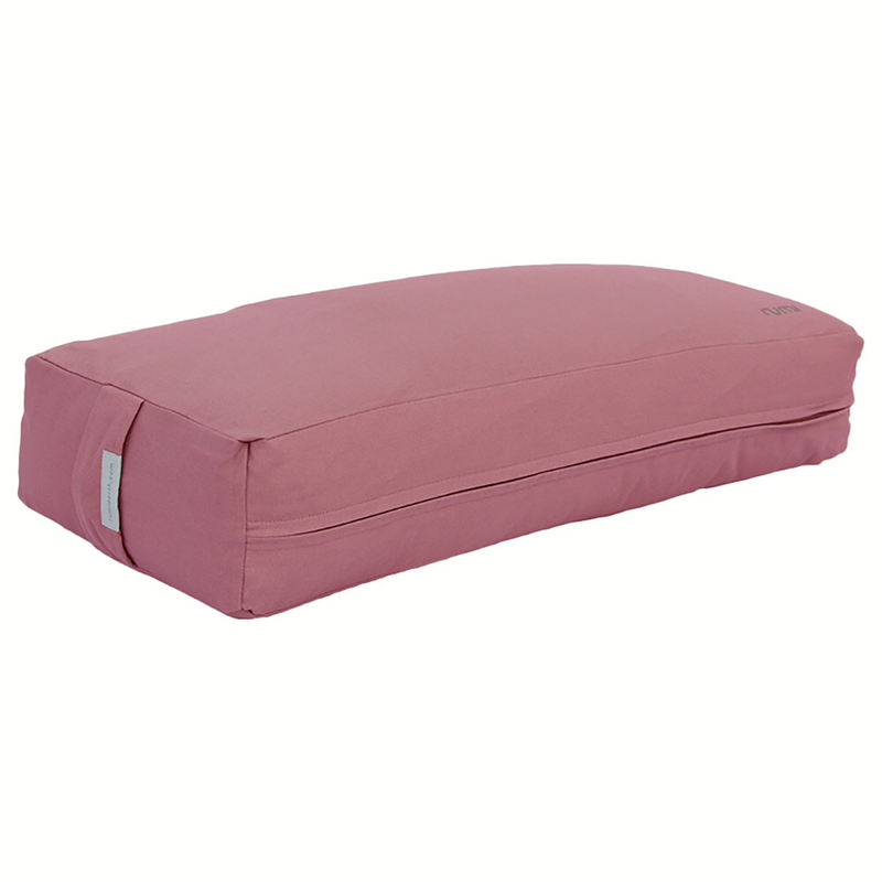 yApparel Cotton Yoga Bolster – Rectangular - yApparel