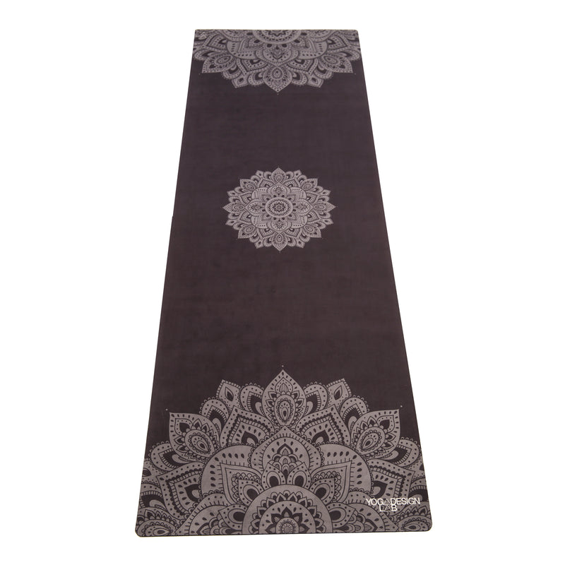 Yoga Design Lab Travel Mat - Mandala Black - yApparel