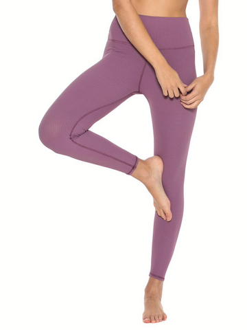 Sawyer Legging - Rose Quartz
