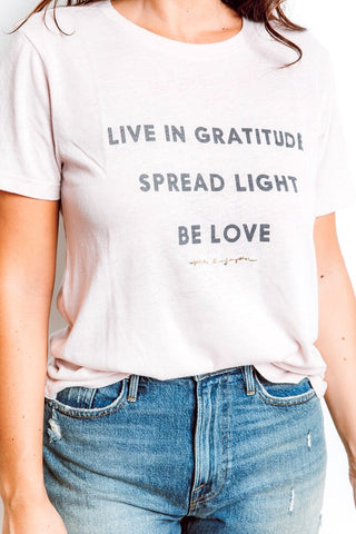 Love Is All We Need Harmony Tank