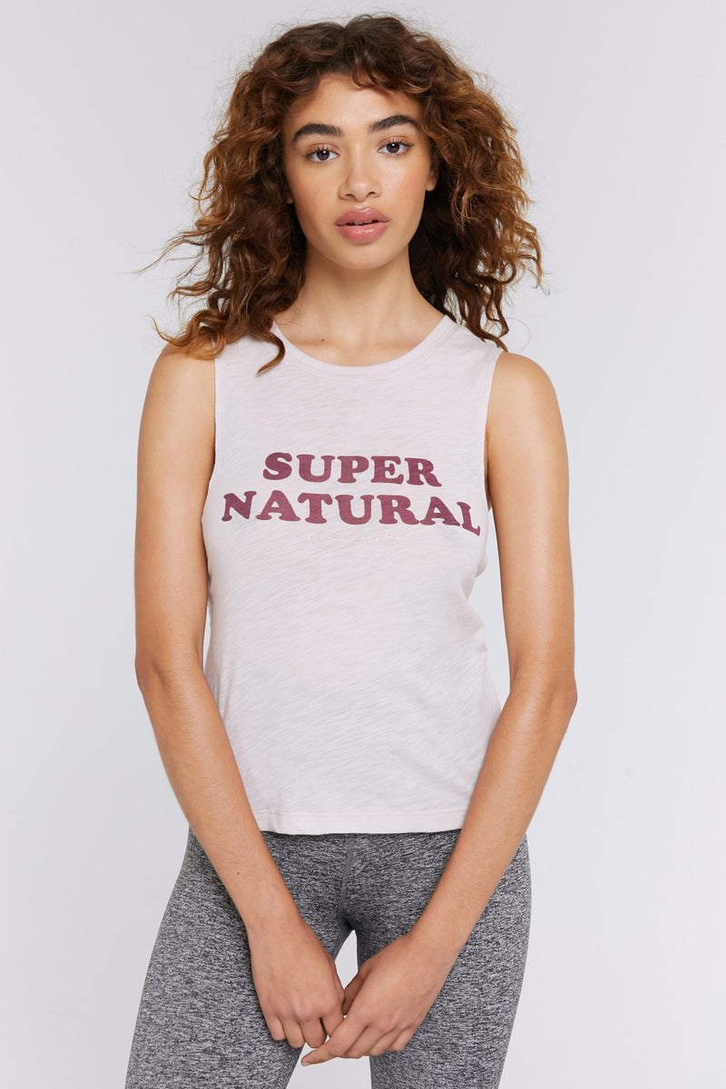 Spiritual Gangster Super Natural Karissa Active Tank - yApparel