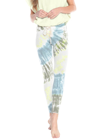 Sunrise Capri Legging  Shadow Mermaid Wash