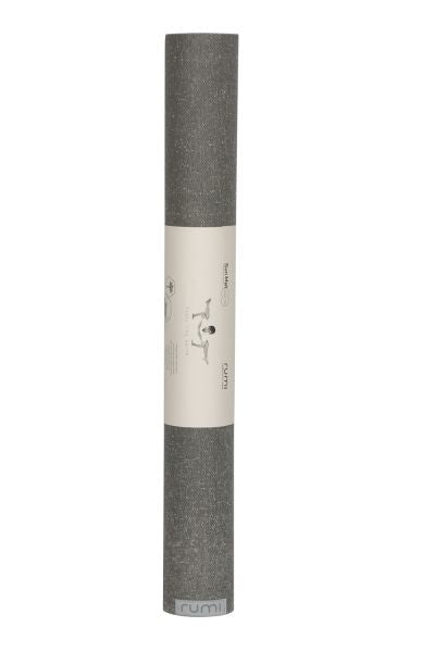 Rumi Earth Sun Yoga Mat Superlite - Graphite - yApparel