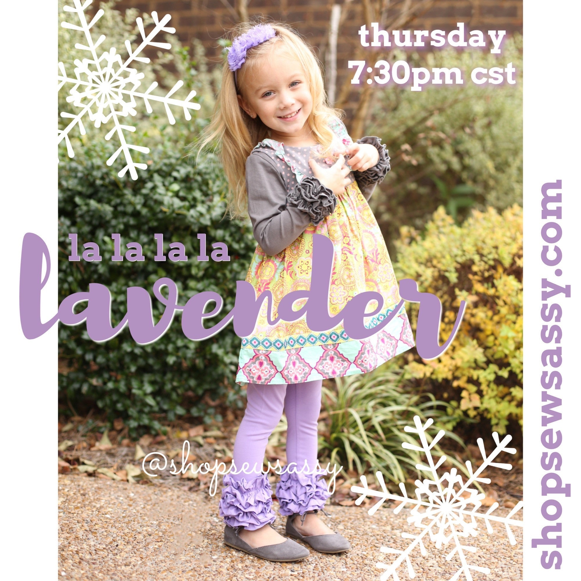 Sew Sassy's Light & Bright Winter Collection (R-1)