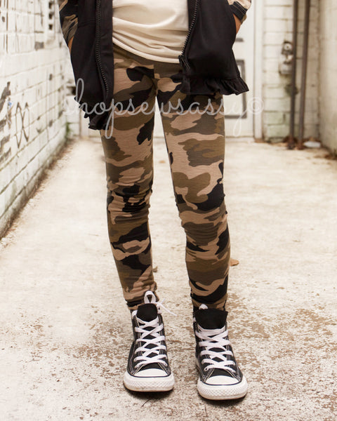 Camo True Leggings