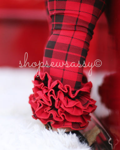 Perfectly Plaid Icings