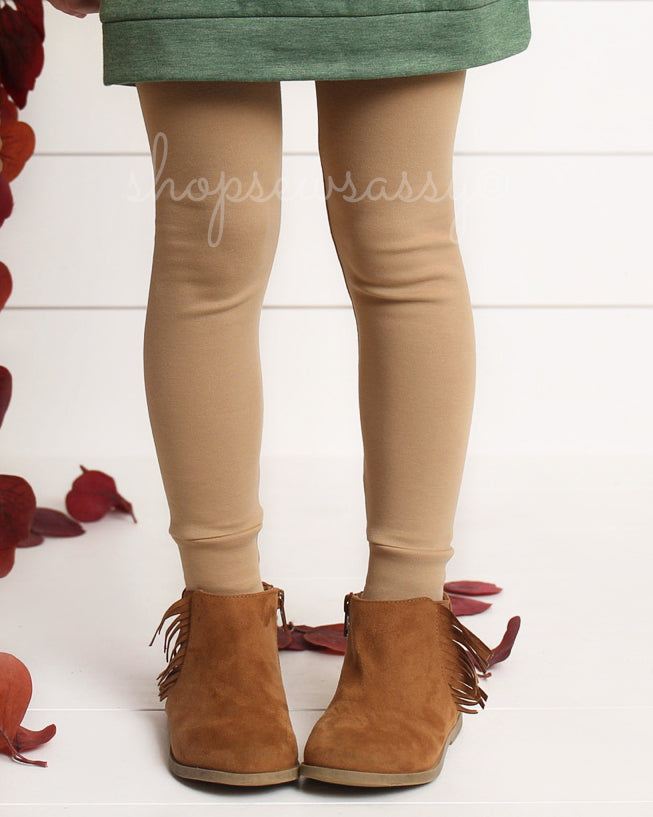 Almond True Leggings