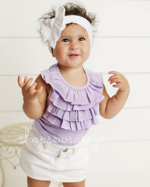Lavender Milly Tank