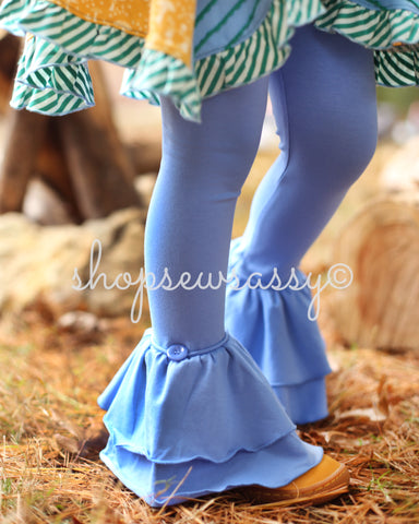 Cornflower Milly Leggings