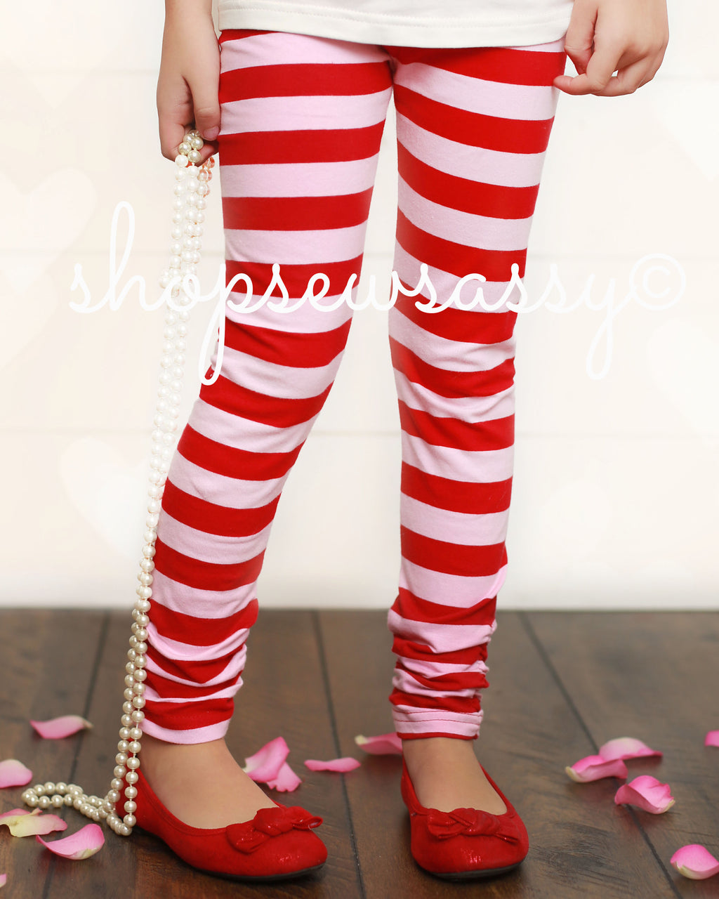Happy Heart Gabby Leggings - IMPERFECT