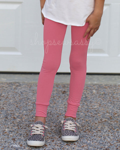 Simply Pink True Leggings