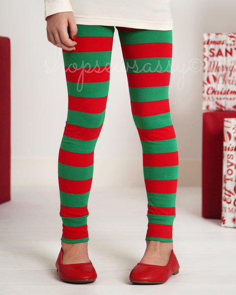 Reindeer Games True Leggings