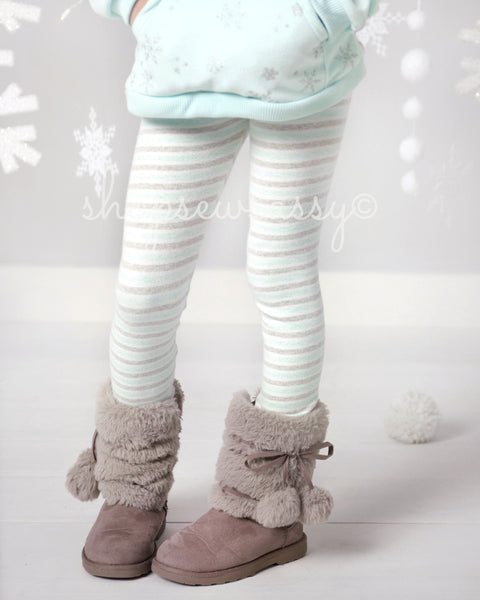 Winter's Edge True Leggings
