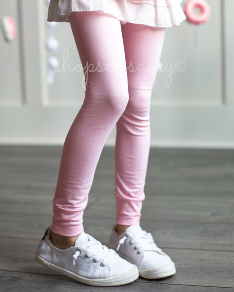 Light Pink True Leggings