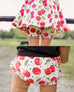 Cherry Pie Bloomers + Simple Shorties