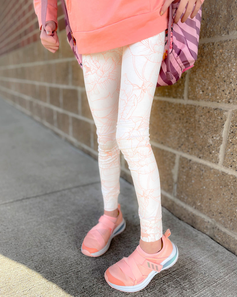 Always Blooming True Leggings