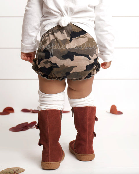 Camo Bloomers
