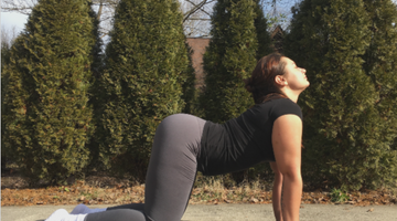 Yoga Myth: You Have to Be Flexible to do Yoga