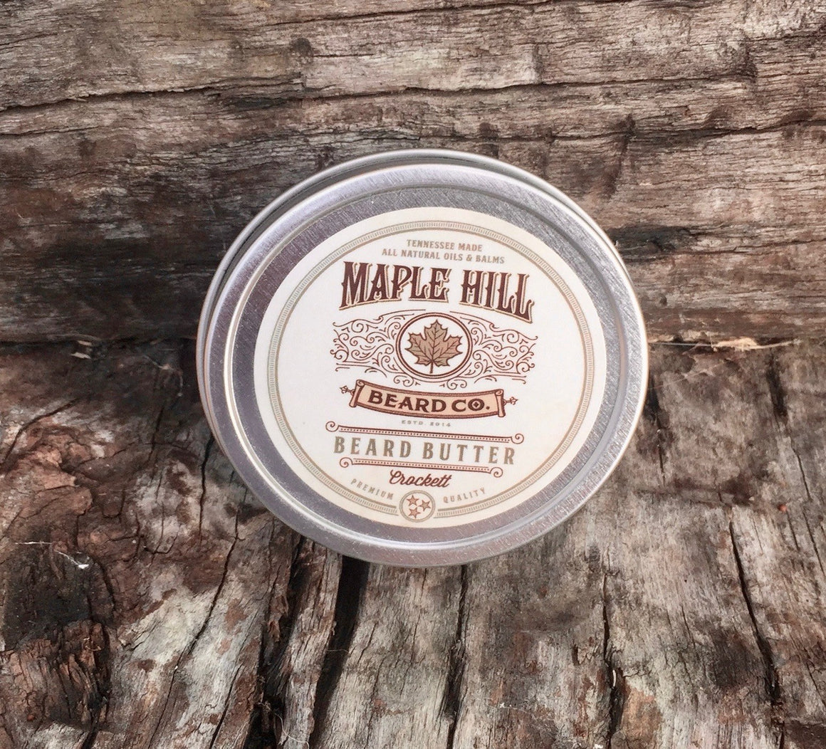Beard Butter - Crockett Beard Butter - 1 Fl Oz / 30 Ml