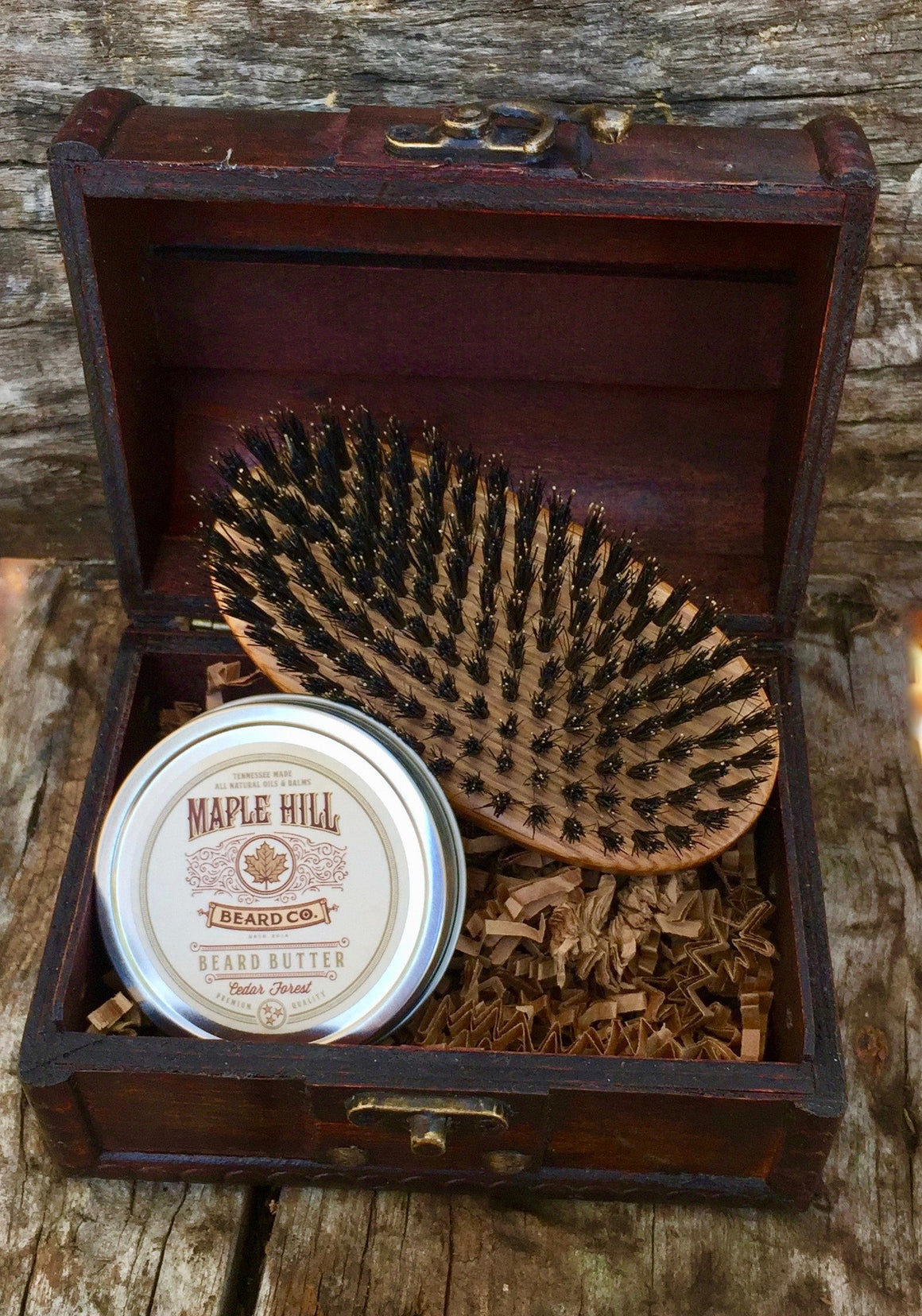 Gift Sets - Starter Gift Box W/ Beard Butter