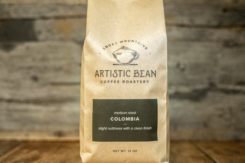 Colombia Excelso Medium Roast -  Organic, Fair Trade