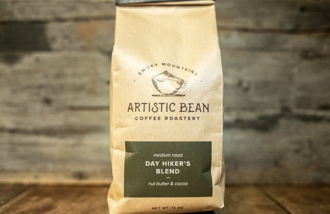 Day Hiker's Blend Medium Roast -  Organic, Fair Trade