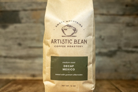 Decaf Origin Select Mexico Medium Roast - Mountain Water Process -  Organic, Fair Trade