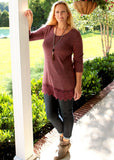 Kensley Lace Tunic