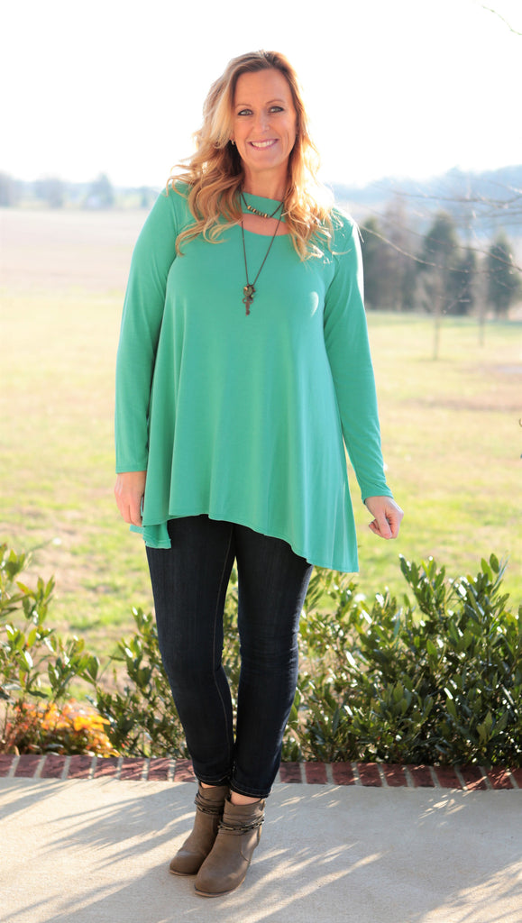 Should Have Been Us Tunic (available in 3 colors)
