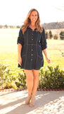 Danika Denim Dress (available in 2 washes)
