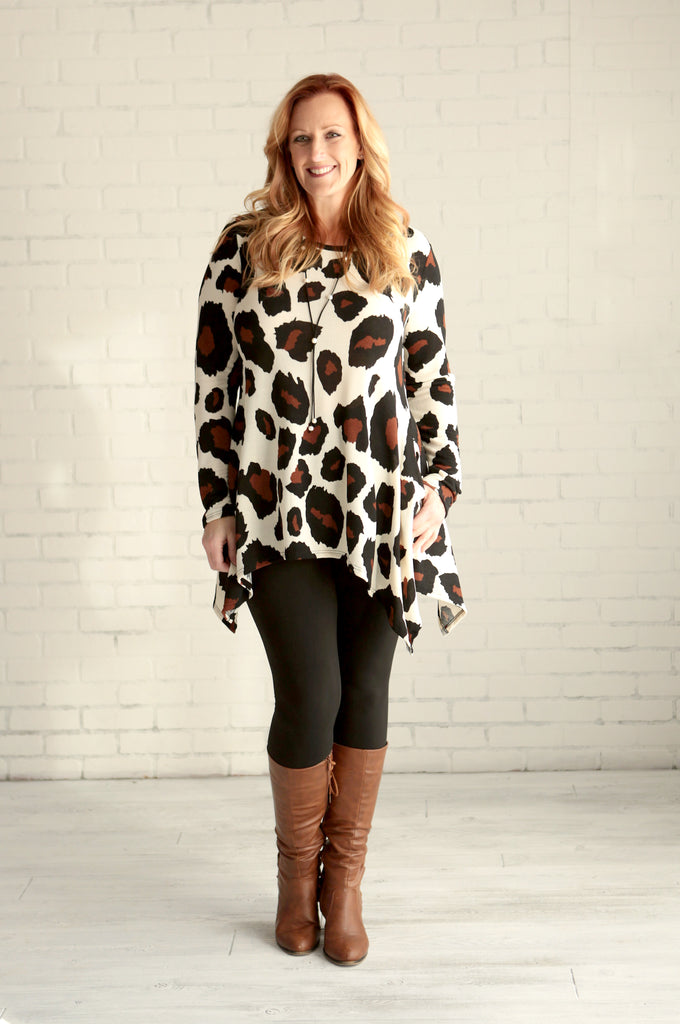 Fiercely Adored Tunic