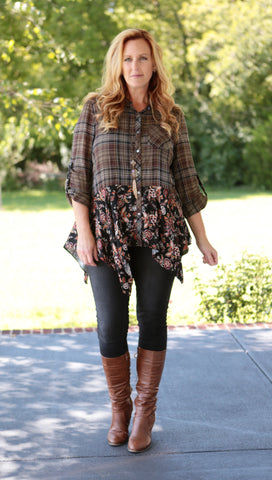 Eclectic Beauty Tunic