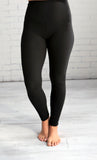 "LL Leggings Super Soft Solid FULL (3-5"" slimming waistband)"