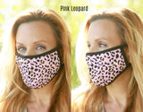 Face Masks (Solid, Pattern, Youth)
