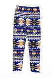 Super Soft Printed Leggings Kid's S/M
