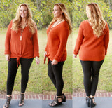 Curvy Chloe Sweater