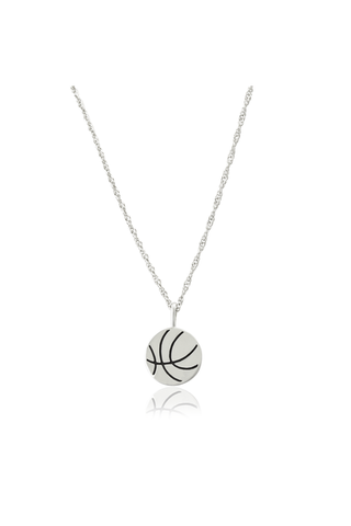 The Basketball Necklace