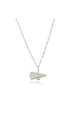 The Megaphone Necklace