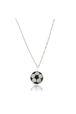 The Soccer Necklace
