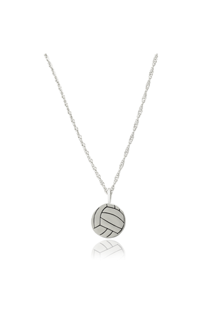 The Volleyball Necklace