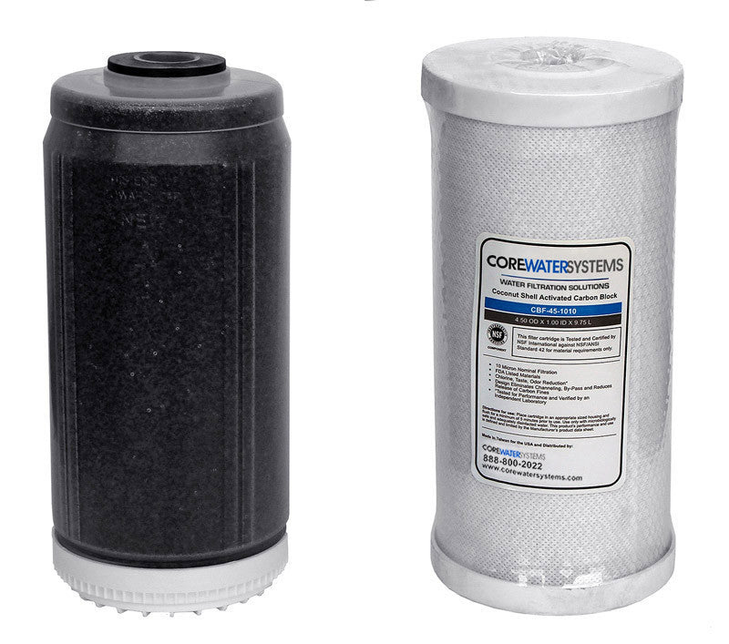 CWS-200 Filter Replacement Set - Core Water Systems