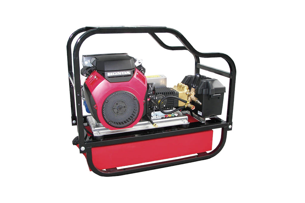 HDCV5540HG - 5.5 GPM @ 4000 PSI - V-Belt Drive, Gas, GP Pump, Cold Water - Core Water Systems