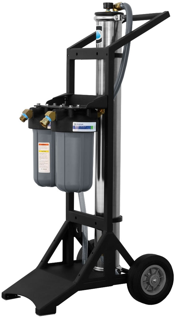 CWS-200 - Portable Ultra-Pure Spot-Free Window Cleaning System