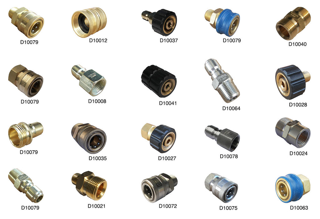 Quick Connect Fittings - Core Water Systems - 2